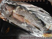 Фото приготовления рецепта: Щука запеченная - шаг №4