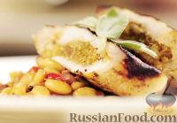 Фото к рецепту: Андалузская отбивная c изюмом и орегано