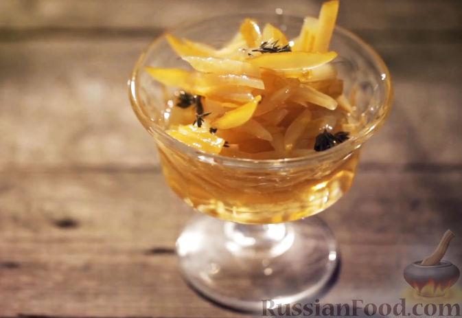 Рецепт Лимонный конфитюр с тимьяном