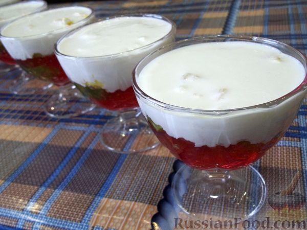 Рецепт Желейный десерт