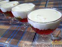 Фото к рецепту: Желейный десерт