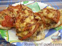 Фото к рецепту: Мясо по-французски (из курицы)