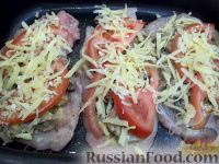 Фото приготовления рецепта: Мясо по-французски (из курицы) - шаг №11