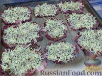 Фото приготовления рецепта: Мясо по-французски (из свинины) - шаг №8