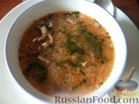 Фото к рецепту: Харчо по-грузински