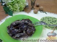 Фото к рецепту: Грибы, жаренные с луком