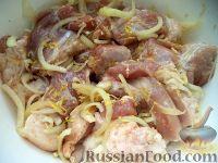 """Фото к рецепту: Маринад для шашлыка """"Лимонный"""""""