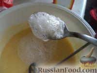 Фото приготовления рецепта: Творожный кекс - шаг №10