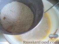 Фото приготовления рецепта: Творожный кекс - шаг №12