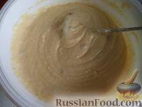 Фото приготовления рецепта: Творожный кекс - шаг №13