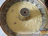 Фото приготовления рецепта: Творожный кекс - шаг №14