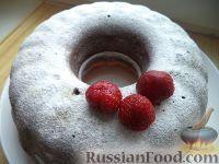 Фото приготовления рецепта: Творожный кекс - шаг №16
