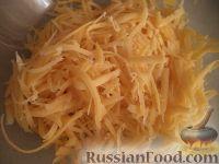 Фото приготовления рецепта: Спагетти с сыром и яйцами - шаг №2