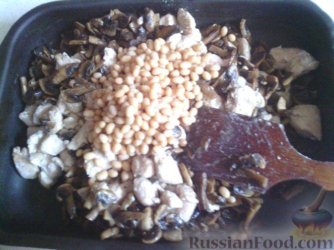 Куриное филе в духовке с сыром внутри рецепт