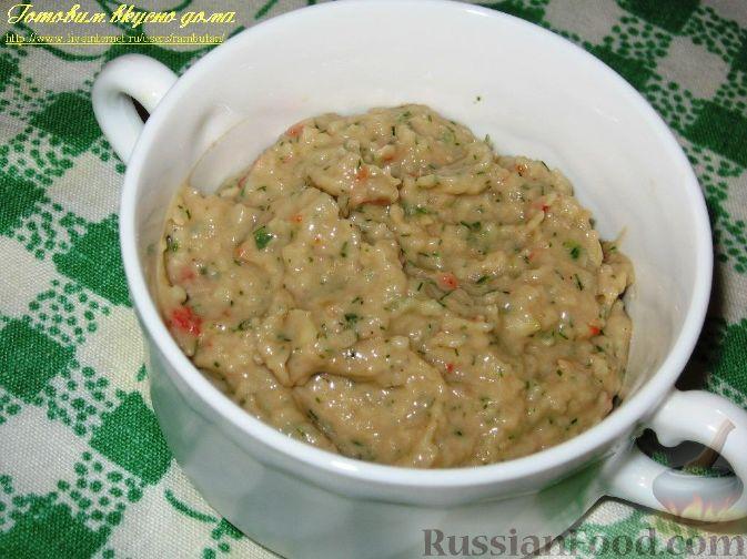 Рецепт Форшмак из сельди и фасоли (и блюда с форшмаком)