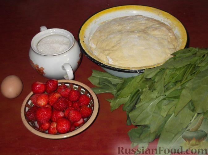 Как сделать пирог с щавелем в духовке