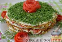 Фото к рецепту: Торт из кабачков