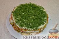 Фото приготовления рецепта: Торт из кабачков - шаг №5