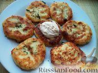 Фото к рецепту: Сырники домашние из творога