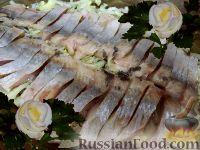 Фото к рецепту: Селедочка по-сельски