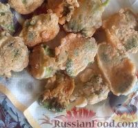 Фото к рецепту: Брокколи в кляре