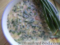 Фото к рецепту: Мясная окрошка