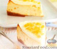 Фото к рецепту: Имбирный чизкейк