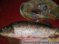 Фото приготовления рецепта: Фаршированная рыба (еврейская кухня) - шаг №6