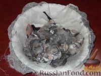 Фото приготовления рецепта: Фаршированная рыба (еврейская кухня) - шаг №19