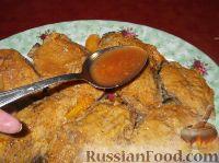 Фото приготовления рецепта: Фаршированная рыба (еврейская кухня) - шаг №22