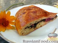 Фото к рецепту: Пирог с щавелем