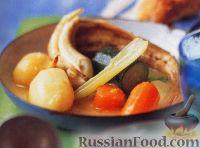 Фото к рецепту: Греческий рыбный суп