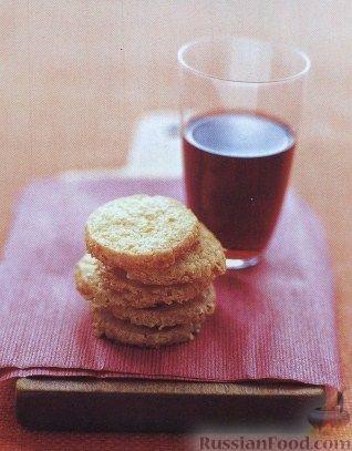 Рецепт Пикантное сырное печенье