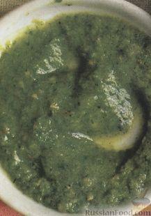 Рецепт Соус сальса из желтых помидоров