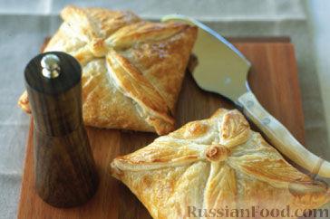 Рецепт Пироги с курицей и овощами
