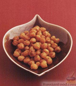 Рецепт Жареный нут с паприкой