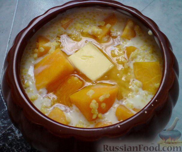 Рецепт приготовления горшочка в духовке