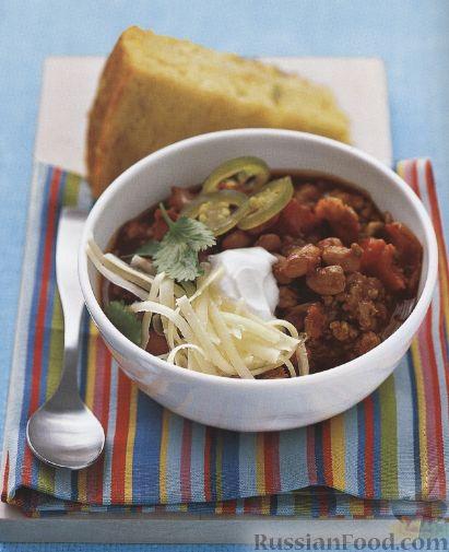 Рецепт Мексиканское рагу