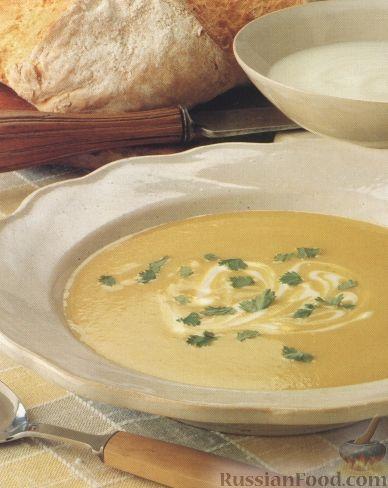 Фото к рецепту: Ароматный суп с пастернаком