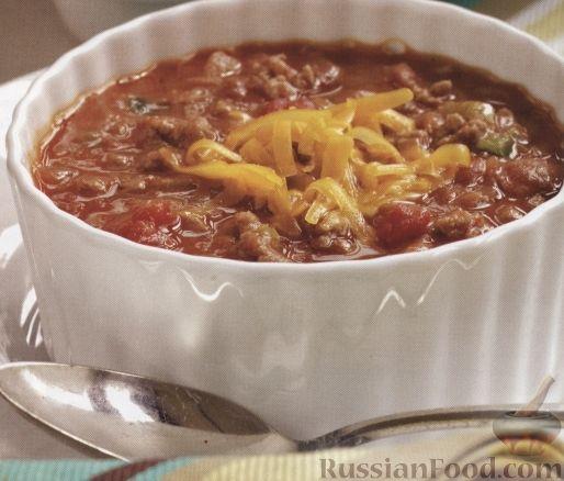 Рецепт Пикантный суп