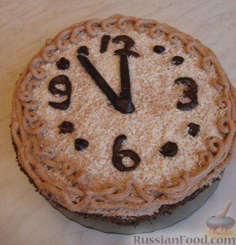торт полночь рецепт с фото пошагово