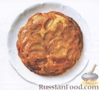 Фото к рецепту: Яблочный пирог