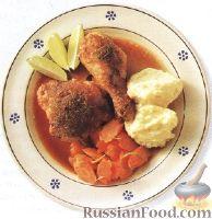 Фото к рецепту: Курица с ароматом лайма