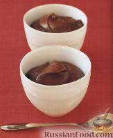 Фото к рецепту: Шоколадный мусс