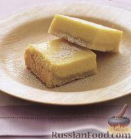 Фото к рецепту: Лимонное печенье
