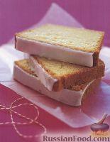 Фото к рецепту: Лимонный кекс
