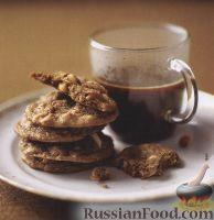 Фото к рецепту: Кофейное печенье