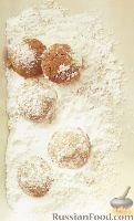 Фото к рецепту: Мексиканские свадебные печенья