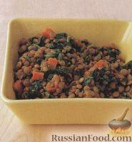 Фото к рецепту: Чечевица с овощами