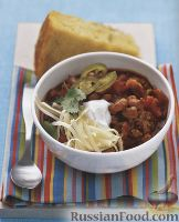 Фото к рецепту: Мексиканское рагу